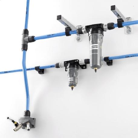 Siyaram Installs Atlas Copco Airnet For Quality Air Power