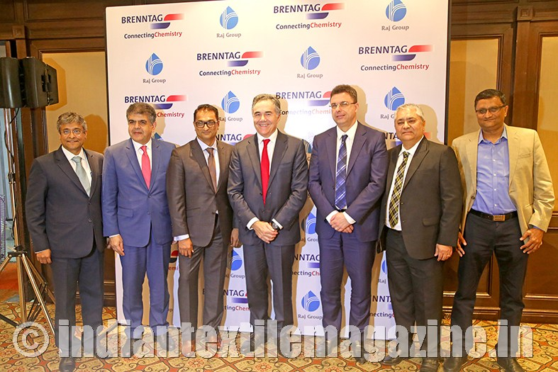 German major Brenntag acquiring Raj Petro Specialities
