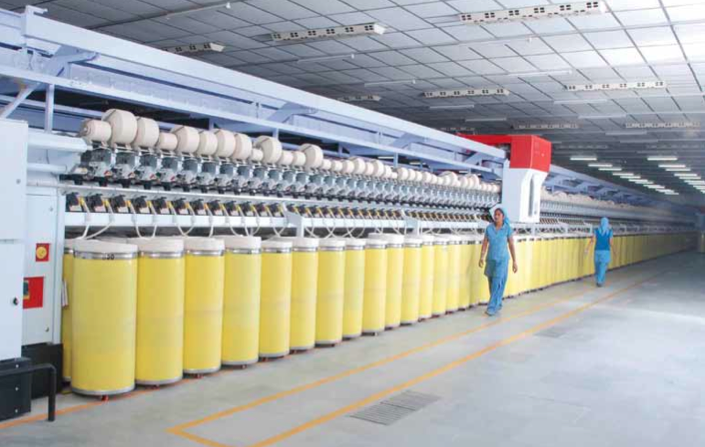essay upon textile industry