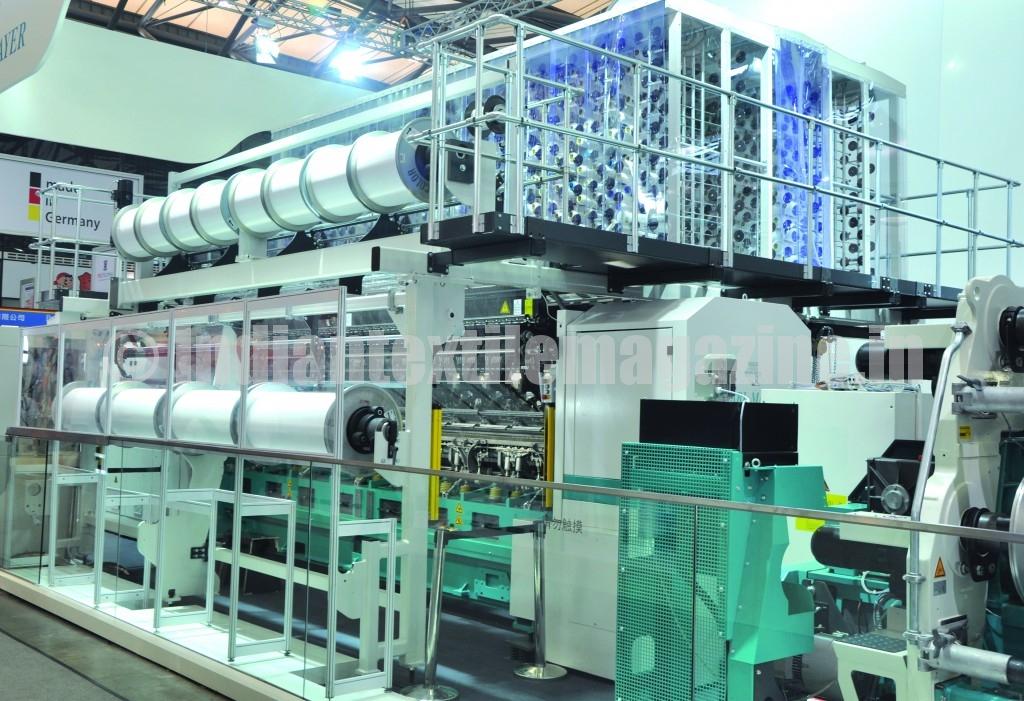 Machinery to India