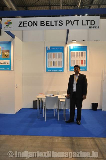 Indian Companies make a mark at ITMA