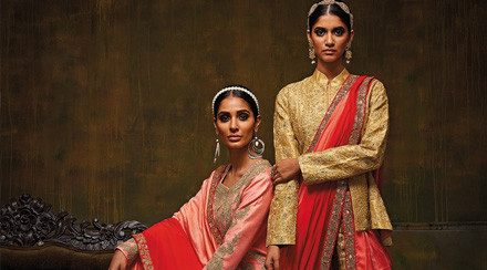 LIVA enters saree segment with viscose and modal fabric