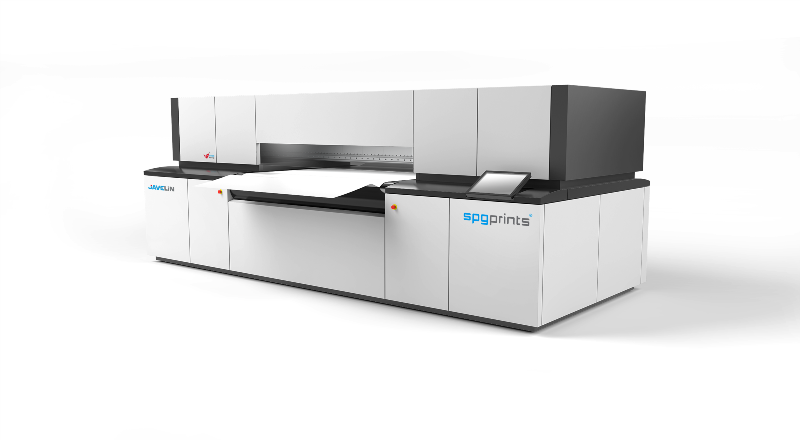 SPGPrints finalises customer orders at ITM 2016