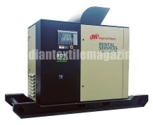 Ingersoll Rand compressed air rental services launched