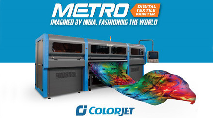 Colorjet plans to expand in South Asian markets