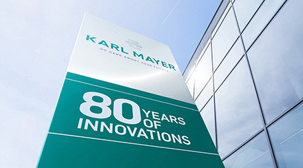 KARLMAYER's 80th anniversary to be celebrated this year