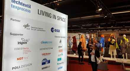 Where high-tech and textiles meet: Techtextil 2017 with more exhibitors than ever before