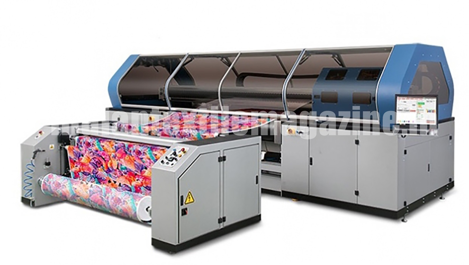 List of fabric printing companies in the Uk