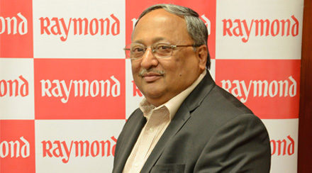 RAYMOND – A rich fine blend of fine fabric and ideal vision that crossed nine decades