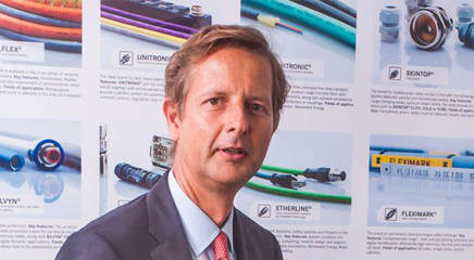 LAPP's sustained leadership in cables, connection technology
