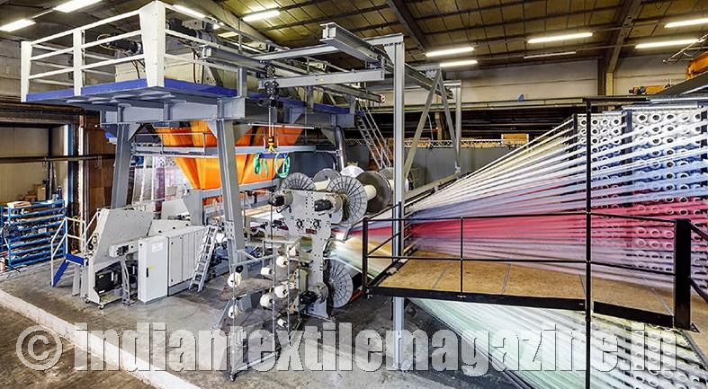Van De Wiele S New High Density Carpet Weaving Machines